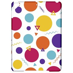 Background Polka Dot Apple Ipad Pro 9 7   Hardshell Case
