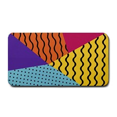Background Abstract Memphis Medium Bar Mats