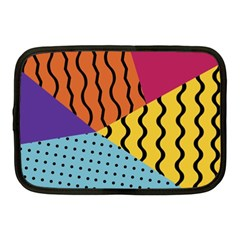 Background Abstract Memphis Netbook Case (medium)