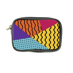 Background Abstract Memphis Coin Purse