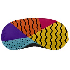 Background Abstract Memphis Sleeping Masks