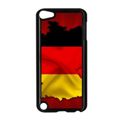 Germany Map Flag Country Red Flag Apple Ipod Touch 5 Case (black)