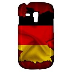 Germany Map Flag Country Red Flag Galaxy S3 Mini