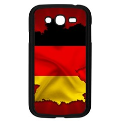 Germany Map Flag Country Red Flag Samsung Galaxy Grand Duos I9082 Case (black)