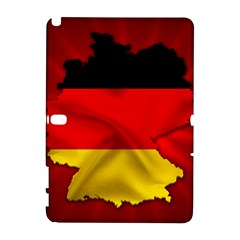 Germany Map Flag Country Red Flag Galaxy Note 1