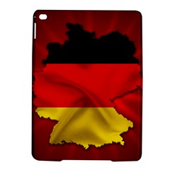 Germany Map Flag Country Red Flag Ipad Air 2 Hardshell Cases
