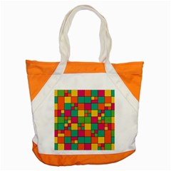 Squares Abstract Background Abstract Accent Tote Bag