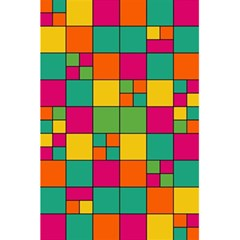 Squares Abstract Background Abstract 5 5  X 8 5  Notebooks