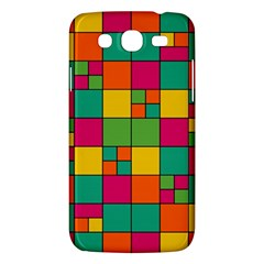 Squares Abstract Background Abstract Samsung Galaxy Mega 5 8 I9152 Hardshell Case