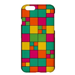 Squares Abstract Background Abstract Apple Iphone 6 Plus/6s Plus Hardshell Case