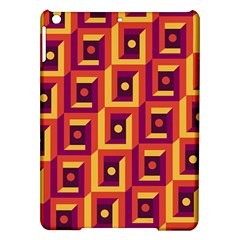 3 D Squares Abstract Background Ipad Air Hardshell Cases