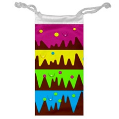 Illustration Abstract Graphic Jewelry Bag