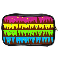 Illustration Abstract Graphic Toiletries Bags