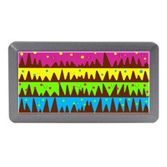 Illustration Abstract Graphic Memory Card Reader (mini)