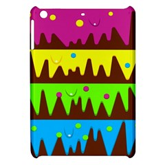 Illustration Abstract Graphic Apple Ipad Mini Hardshell Case by Nexatart