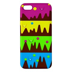 Illustration Abstract Graphic Iphone 5s/ Se Premium Hardshell Case