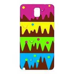 Illustration Abstract Graphic Samsung Galaxy Note 3 N9005 Hardshell Back Case
