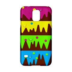 Illustration Abstract Graphic Samsung Galaxy S5 Hardshell Case
