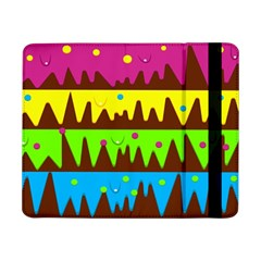 Illustration Abstract Graphic Samsung Galaxy Tab Pro 8 4  Flip Case