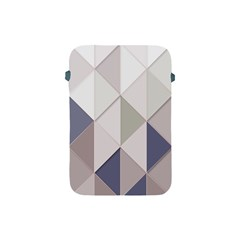 Background Geometric Triangle Apple Ipad Mini Protective Soft Cases