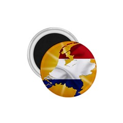 Holland Country Nation Netherlands Flag 1 75  Magnets