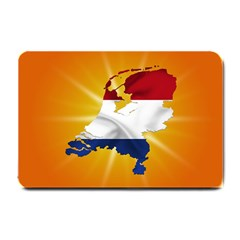 Holland Country Nation Netherlands Flag Small Doormat