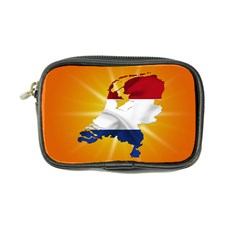 Holland Country Nation Netherlands Flag Coin Purse