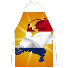 Holland Country Nation Netherlands Flag Full Print Aprons