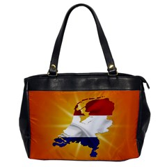 Holland Country Nation Netherlands Flag Office Handbags