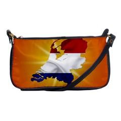 Holland Country Nation Netherlands Flag Shoulder Clutch Bags