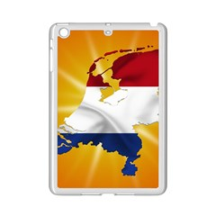 Holland Country Nation Netherlands Flag Ipad Mini 2 Enamel Coated Cases