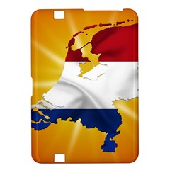 Holland Country Nation Netherlands Flag Kindle Fire Hd 8 9