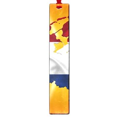 Holland Country Nation Netherlands Flag Large Book Marks
