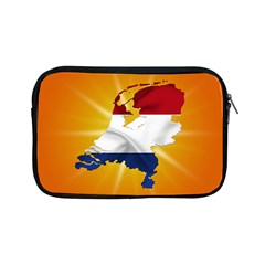 Holland Country Nation Netherlands Flag Apple Ipad Mini Zipper Cases