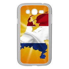 Holland Country Nation Netherlands Flag Samsung Galaxy Grand Duos I9082 Case (white)