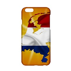 Holland Country Nation Netherlands Flag Apple Iphone 6/6s Hardshell Case