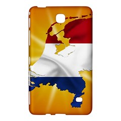 Holland Country Nation Netherlands Flag Samsung Galaxy Tab 4 (7 ) Hardshell Case