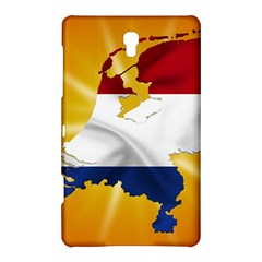 Holland Country Nation Netherlands Flag Samsung Galaxy Tab S (8 4 ) Hardshell Case