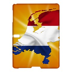 Holland Country Nation Netherlands Flag Samsung Galaxy Tab S (10 5 ) Hardshell Case