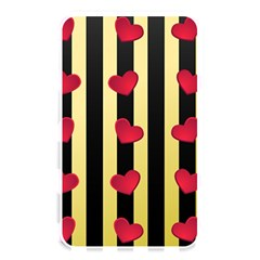 Love Heart Pattern Decoration Abstract Desktop Memory Card Reader