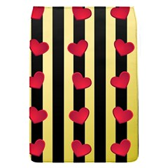 Love Heart Pattern Decoration Abstract Desktop Flap Covers (s)