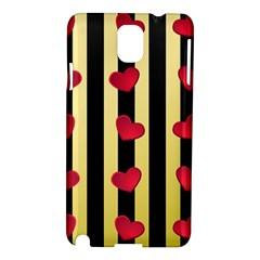 Love Heart Pattern Decoration Abstract Desktop Samsung Galaxy Note 3 N9005 Hardshell Case