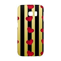 Love Heart Pattern Decoration Abstract Desktop Galaxy S6 Edge