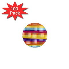 Art Background Abstract 1  Mini Magnets (100 Pack)
