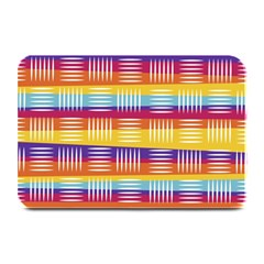 Art Background Abstract Plate Mats