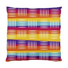 Art Background Abstract Standard Cushion Case (one Side)
