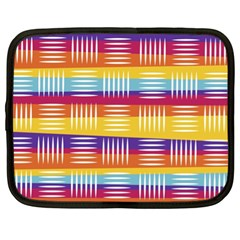 Art Background Abstract Netbook Case (xl)