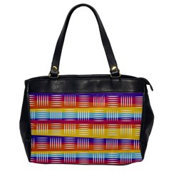 Art Background Abstract Office Handbags