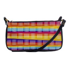 Art Background Abstract Shoulder Clutch Bags