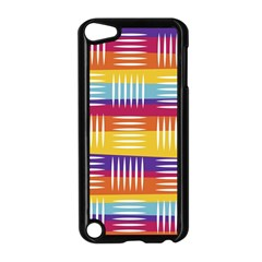 Art Background Abstract Apple Ipod Touch 5 Case (black)